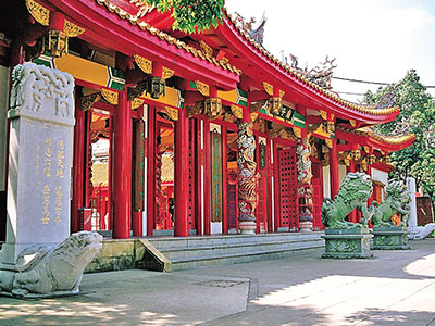 Confucious shrine / Historical Museum of China