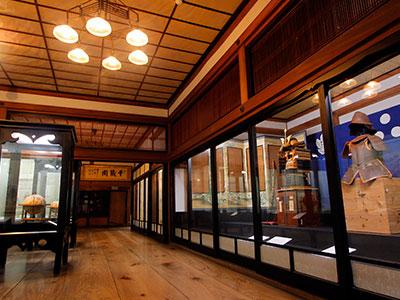 平戸城または松浦史料博物館