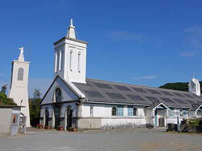 出津(しつ)教会