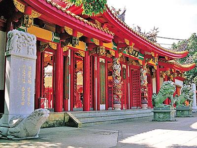 長崎孔子廟と中国歴代博物館