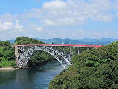 西海橋と新西海橋