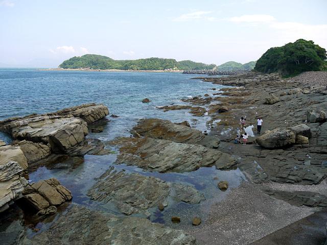 神崎鼻公園(本土最西端)