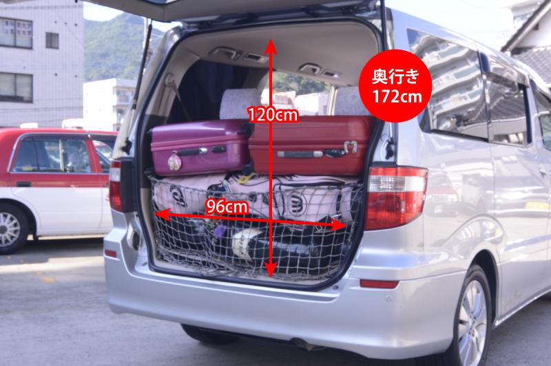 大型車(トヨタアルファード)04